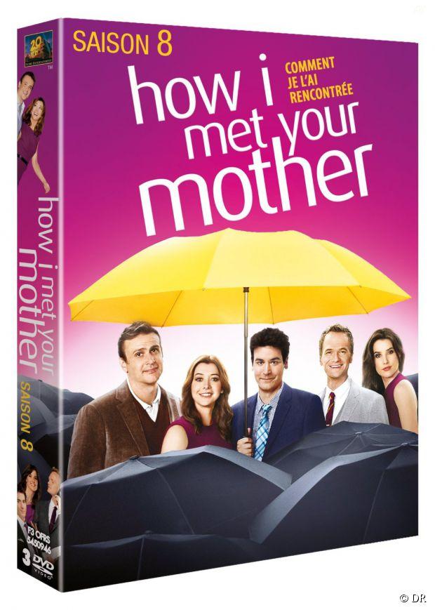 La saison 8 d'How I Met Your Mother sort enfin en DVD