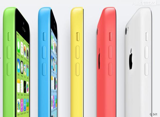 iPhone 6 : le successeur de l'iPhone 5C pourrait être équipé d'un écran plus grand, proche de la phablette