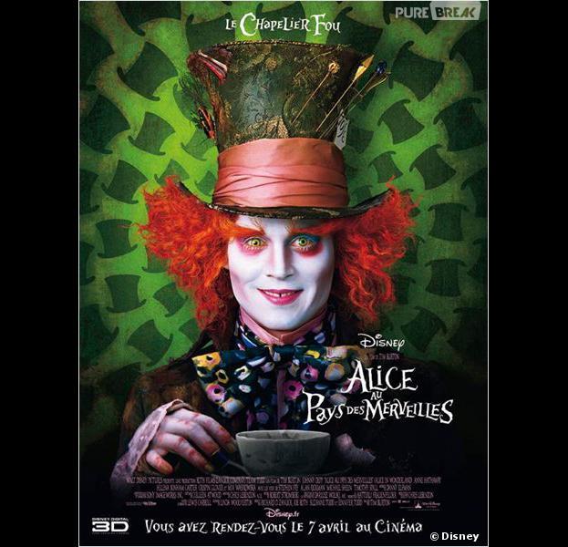 Alice au Pays des Merveilles 2 : Johnny Depp et Mia Wasikowska de retour en 2016