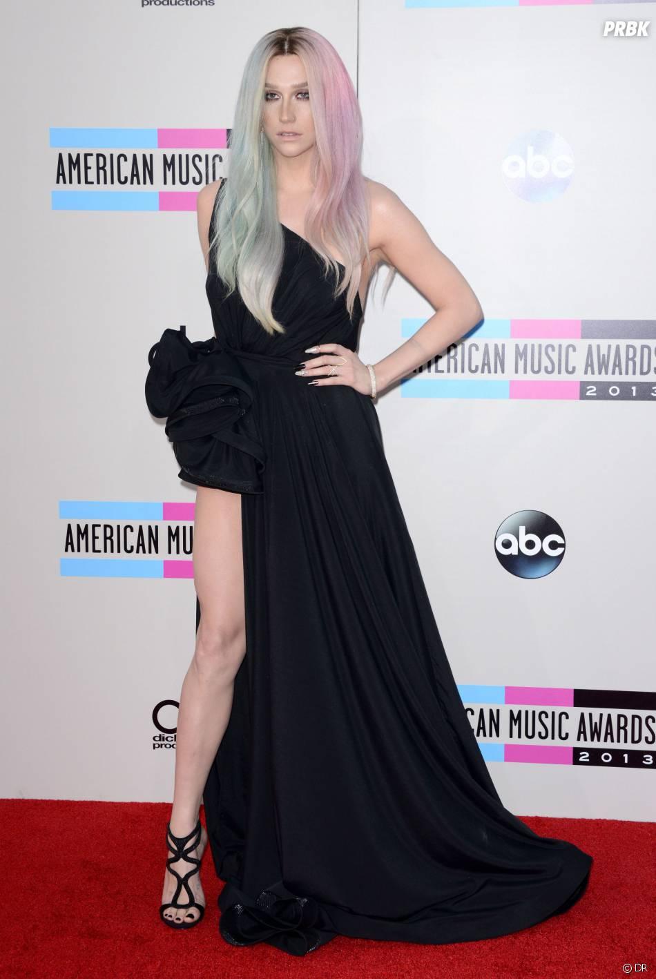 Kesha aux American Music Awards, le 24 novembre 2013