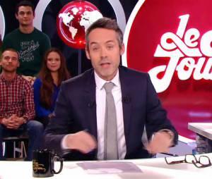 Dieudonné répond au Petit Journal de Yann Barthès après la polémique de la quenelle