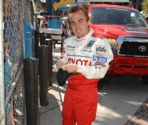 Frankie Muniz est pilote automobile