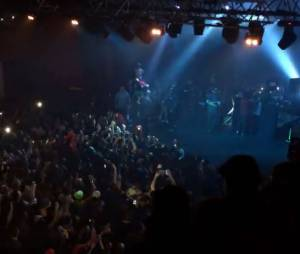 La Fouine a été hué durant le concert de French Montana au Bataclan, le 25 novembre 2013