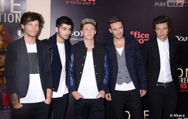 """One Direction : leur nouvel album """"Midnight Memories"""" bat des records au Royaume-Uni"""
