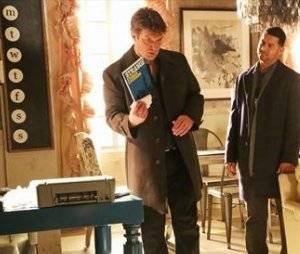 Castle saison 5, épisode 17 : malédiction et DVD hanté la semaine prochaine