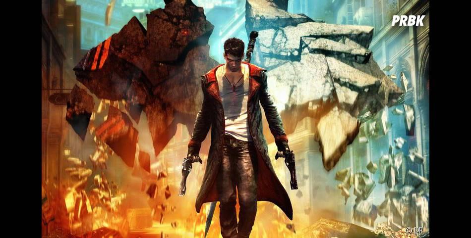 Dante du reboot de Devil May Cry est l'un des personnages du jeu vidéo les plus classes et badass de 2013