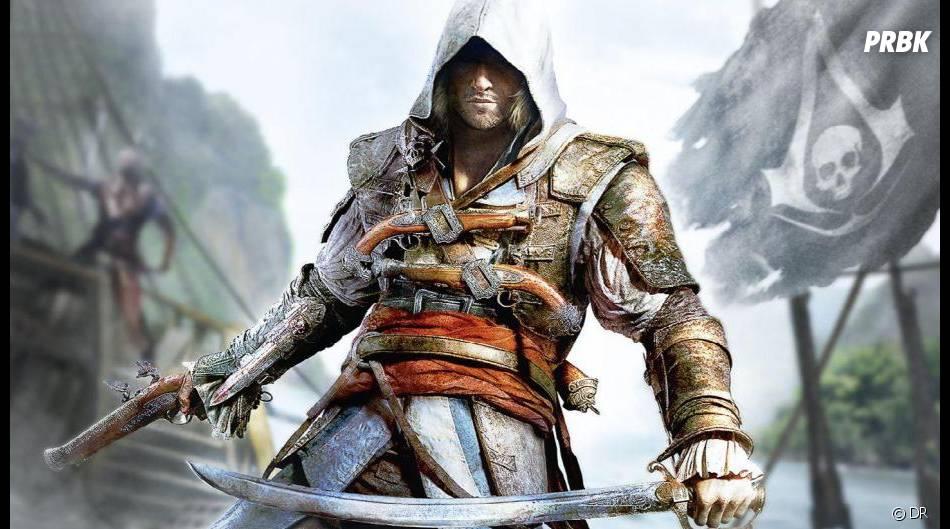 Edward Kenway d'Assassin's Creed 4 est l'un des personnages du jeu vidéo les plus classes et badass de 2013