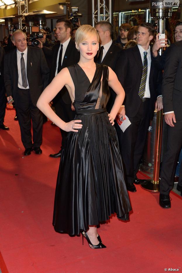 Jennifer Lawrence veut faire un break dans sa carrière