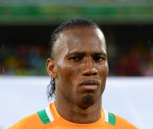 Didier Drogba : son hommage à Nelson Mandela n'a pas plu à la Fédération Turque de Football qui le menace d'une sanction
