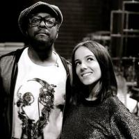 Alizée et will.i.am aux NMA 2014 : leur duo (improbable) intrigue Twitter