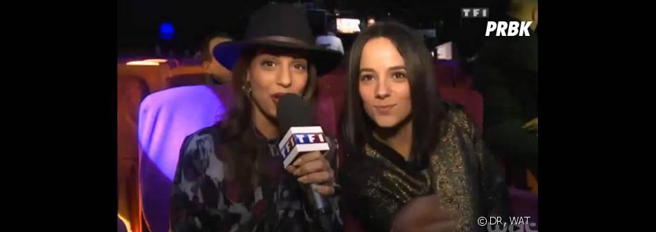 NMA 2014 : Tal et Alizée en répétitions pour leur duo ce soir sur TF1