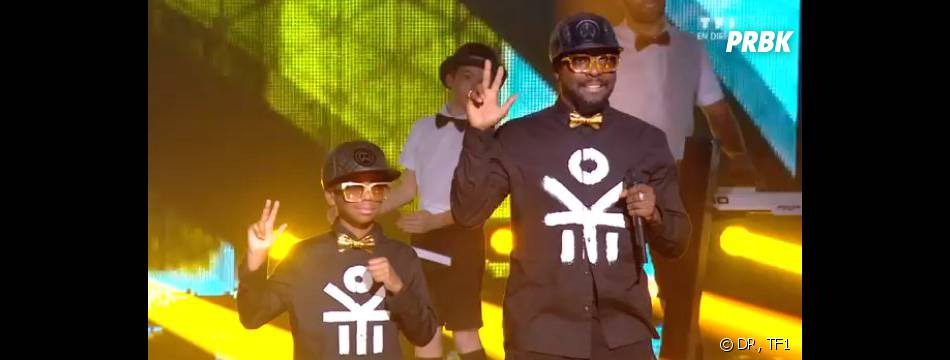 NMA 2014 : will.i.am rejoint Stromae sur 'Papaoutai'