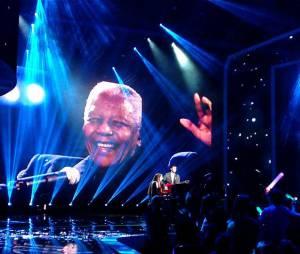 NMA 2014 : Birdy et James Blunt, duo inédit pour rendre hommage à Nelson Mandela