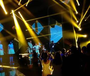 NMA 2014 : Stromae fait l'ouverture de la cérémonie sur Papaoutai avec Will i Am