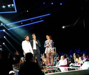 NMA 2014 : Sh'ym et les acteurs de Falco remettent un prix à Tal
