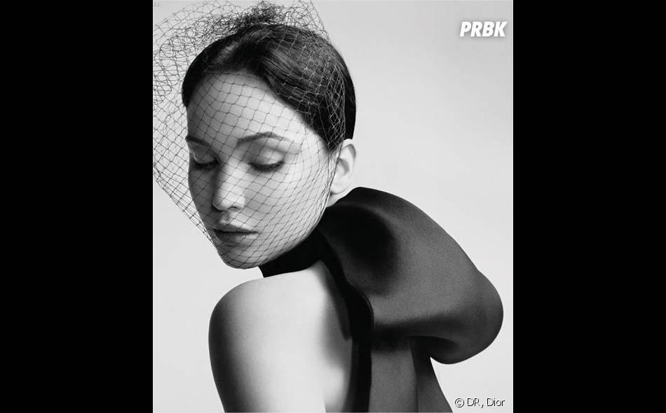 Jennifer Lawrence : égérie photoshopée de la précédente campagne Miss Dior