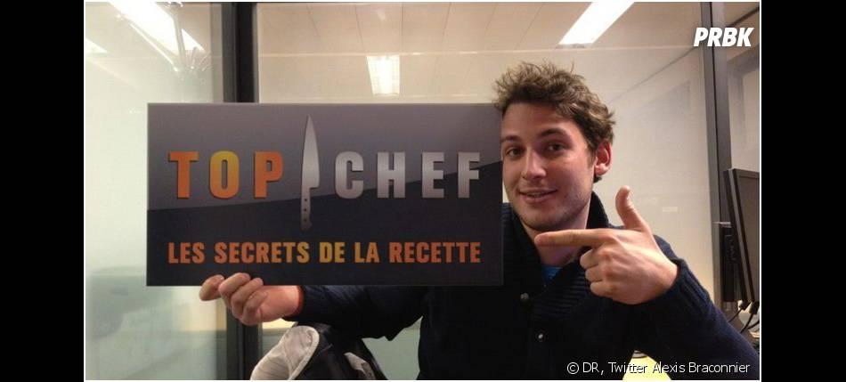 Top Chef 2014 : Alexis Barconnier de la saison 2, de retour sur M6