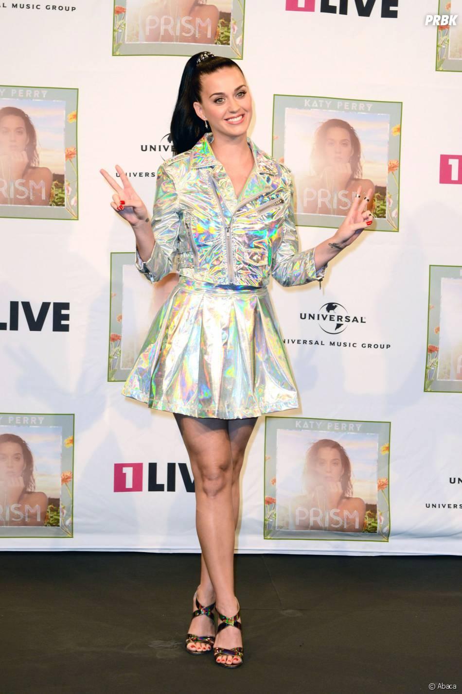 Grammy Awards 2014 : Katy Perry nommée
