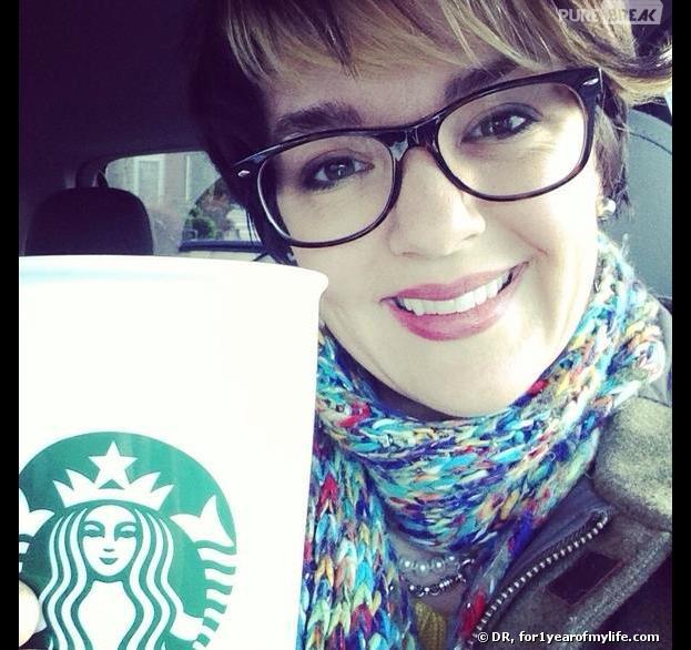 Une américaine a gagné son pari en se nourrissant exclusivement chez Starbucks pendant un an.