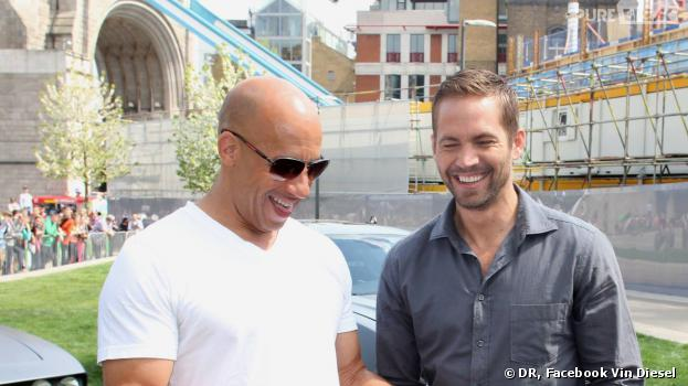 Paul Walker : Vin Diesel poste une nouvelle image sur Facebook