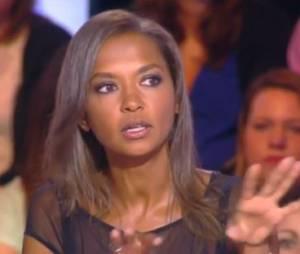 Karine Le Marchand remontée contre le passage de Lilian Thuram dans le Grand Journal de Canal +