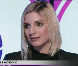 Nadège Lacroix : aucune rivalité avec Nabilla Benattia