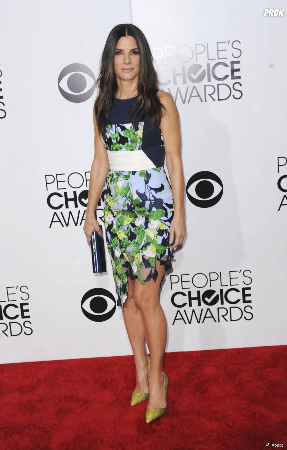 People's Choice Awards 2014 : Sandra Bullock reine de la soirée
