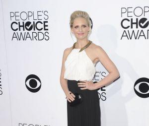 People's Choice Awards 2014 : Sarah Michelle Gellar gagnante du prix de meilleure actrice dans une nouvelle série