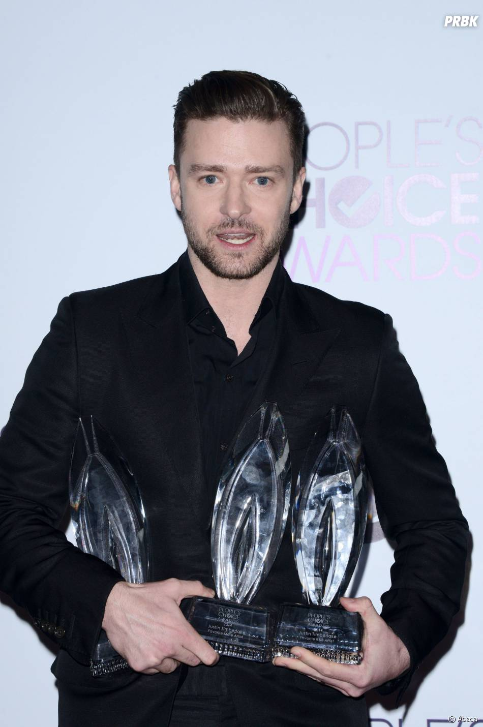 People's Choice Awards 2014 : trois prix pour Justin Timberlake