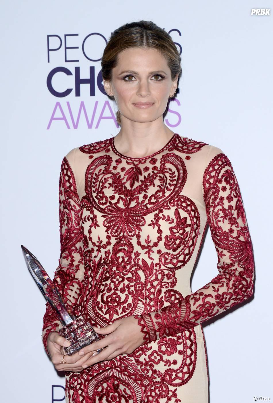 People's Choice Awards 2014 : Stana Katic de Castle remporte un prix