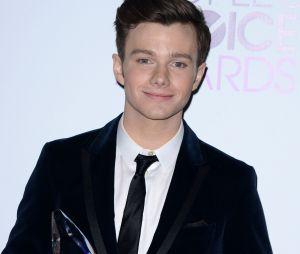 People's Choice Awards 2014 : Chris Colfer, meilleur acteur dans une comédie pour Glee