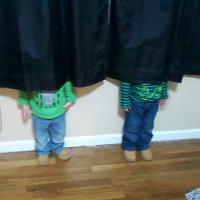 [PHOTOS] 10 enfants qui ont tout compris aux règles du cache-cache
