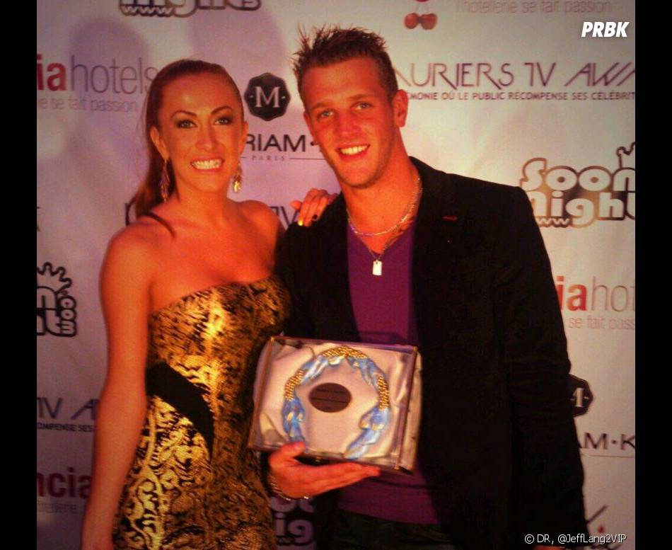Lauriers TV Awards 2014 : Gaëlle et Jordan plus amoureux que jamais sur le tapis rouge
