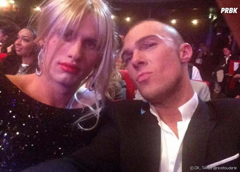 Lauriers TV Awards 2014 : Benoît transformé en femme