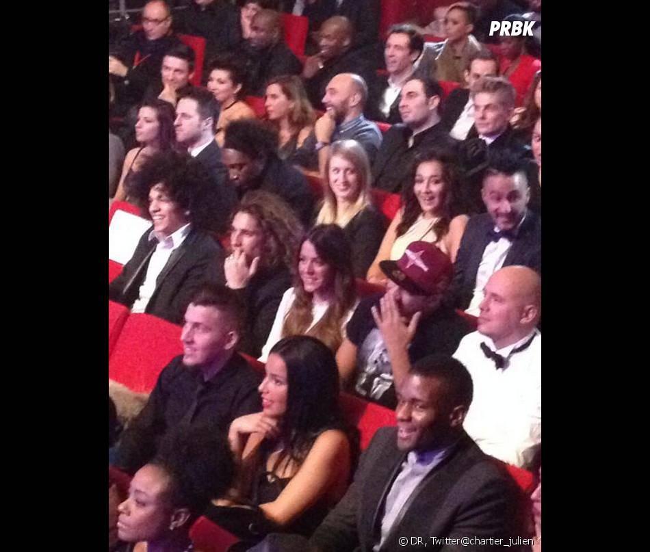 Lauriers TV Awards 2014 : les candidats de Secret Story 7 dans la salle de La Cigale
