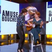 Elodie Frégé : en live dans le Tube de Canal + grâce à son coup de gueule