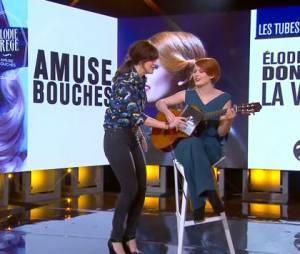 Elodie Frégé : invitée du Tube de Canal + après son coup de gueule sur Twitter