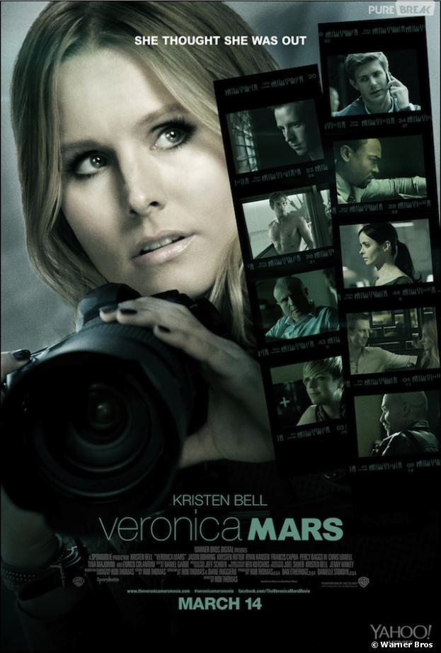 Veronica Mars : le film dévoile son affiche