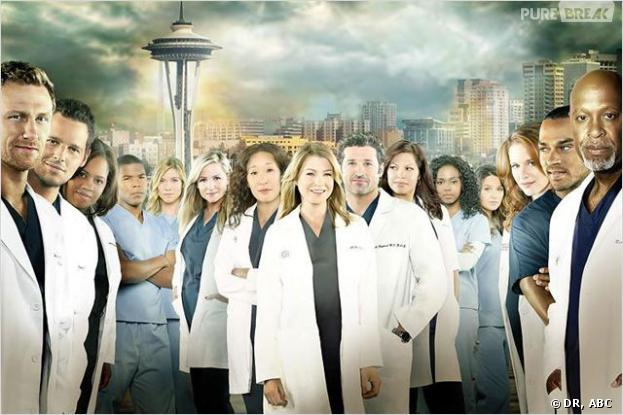 Grey's Anatomy saison 10 : Jesse Williams se confie sur l'épisode 13