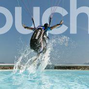 """[VIDÉO] Sport : """"Touch"""", une superbe session de parapente avec Jean-Baptiste Chandelier"""
