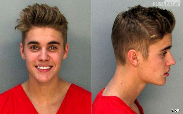 Justin Bieber : arrêté par la police de Miami, il sourit sur son mugshot