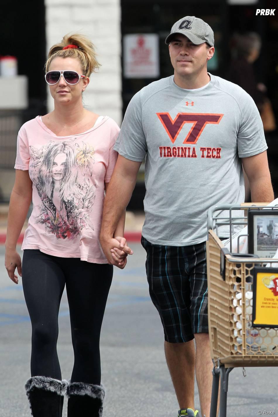 Britney Spears  mariage sans passer par les fiançailles