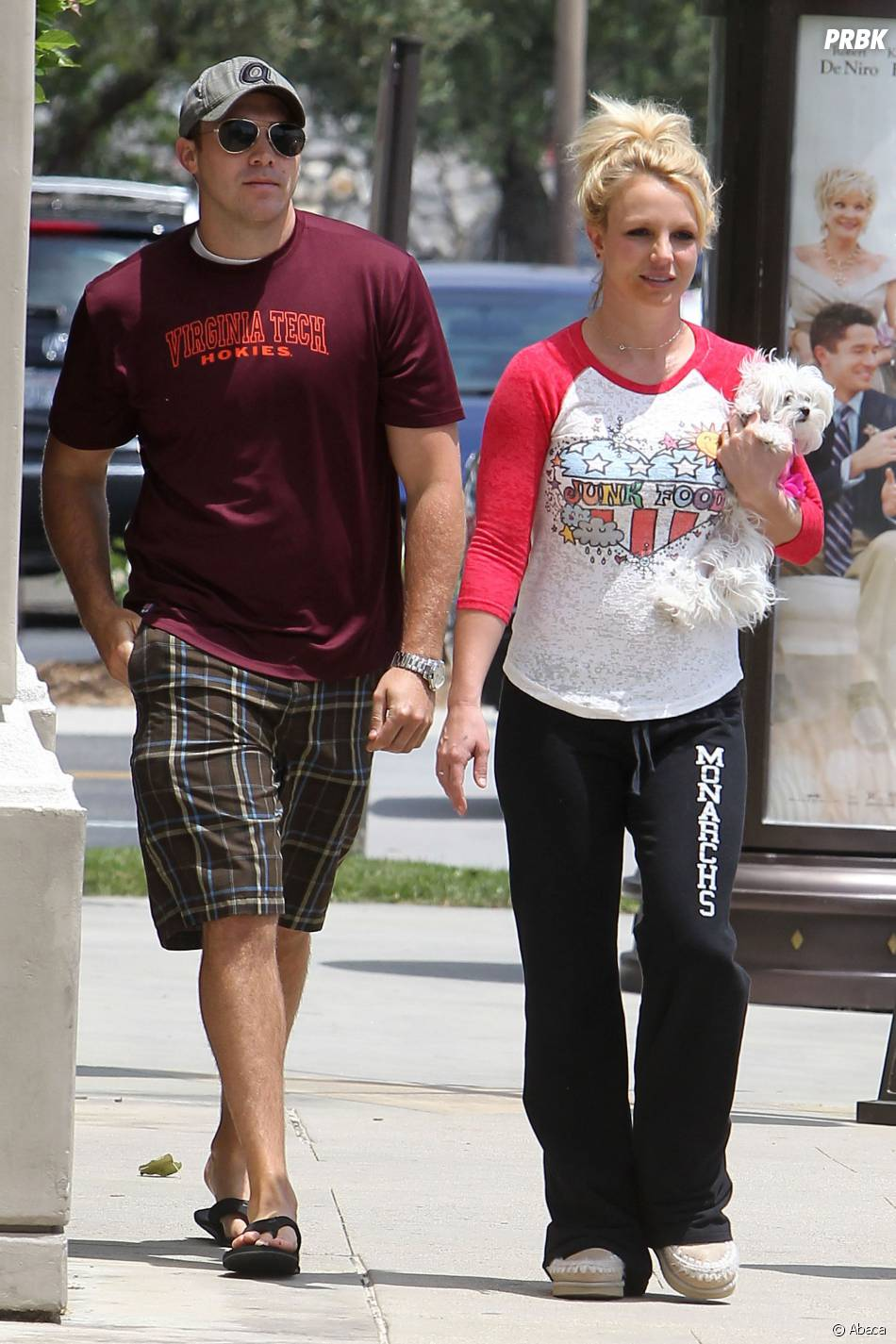 Britney Spears et David Lucado  mariage secret ? , Purebreak
