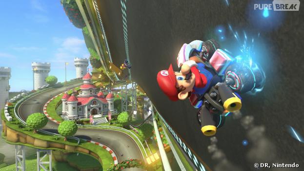 Mario Kart 8 sort au mois de mai 2014 sur Wii U