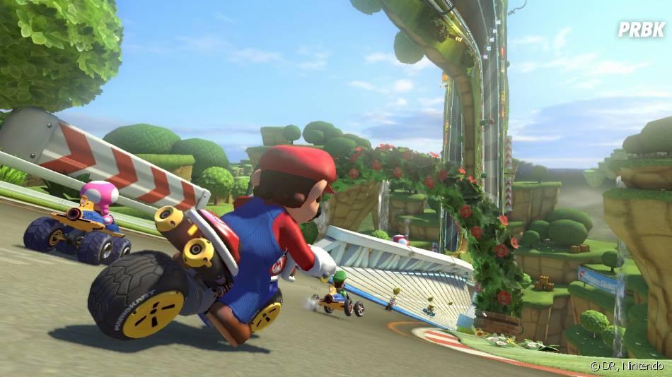Mario Kart 8 débarque sur Wii U au mois de mai 2014