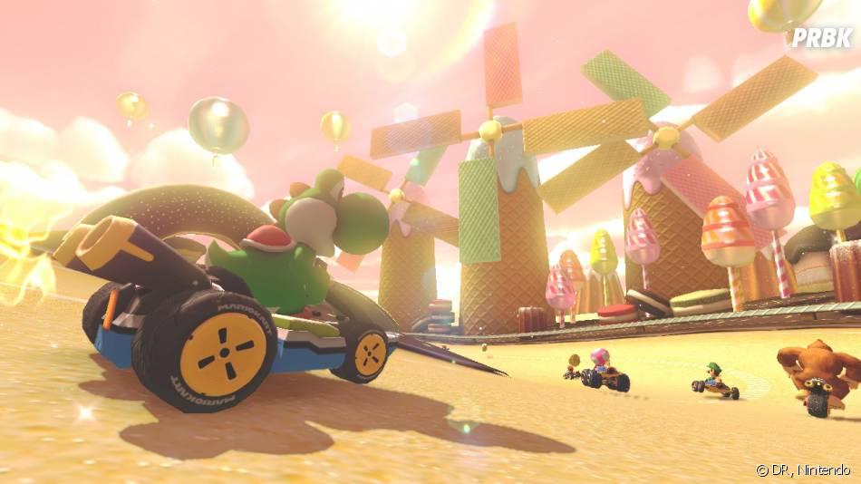 Mario Kart 8 est développé sur Wii U
