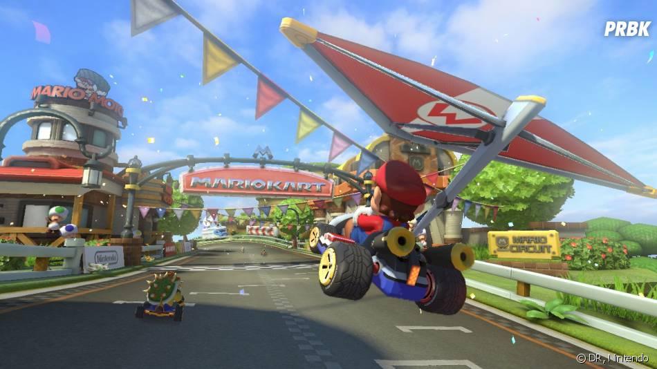 Mario Kart 8 sort sur Wii U en mai 2014