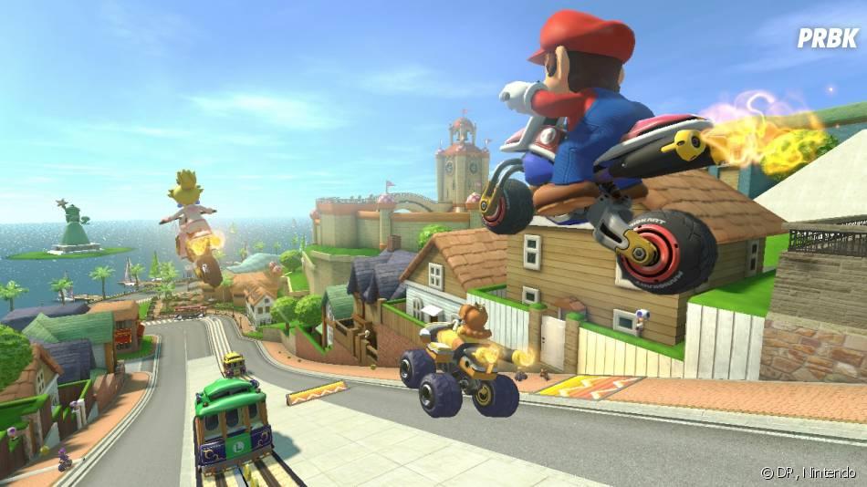 Mario Kart 8 : sortie en mai 2014 sur Wii U
