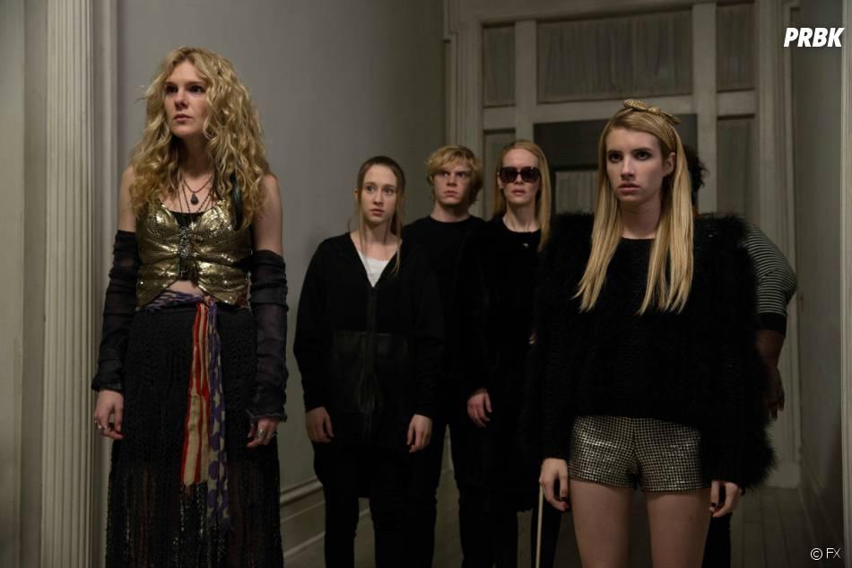 American Horror Story : déjà une saison 5 prévue après la saison 4