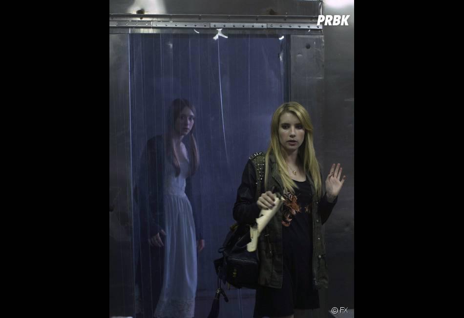 American Horror Story : Emma Roberts et Taissa Farmiga dans la saison 4